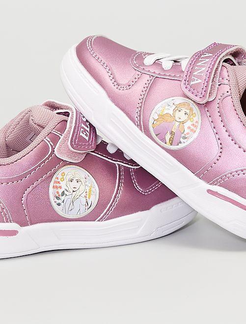 Sneakers con strappi 'Frozen II' 'Disney'                             ROSA
