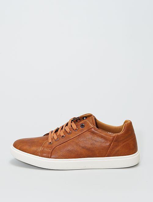 Sneakers da passeggio                             cammello