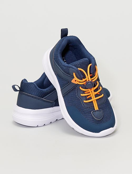 Sneakers facili da indossare                                         blu navy