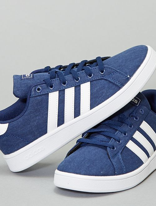 Sneakers in tela 'adidas grand court'                             BLU