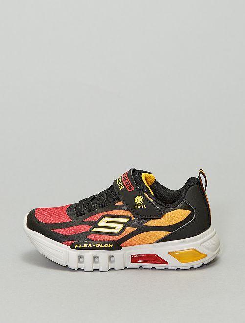 Sneakers luminose 'Skechers'                             nero