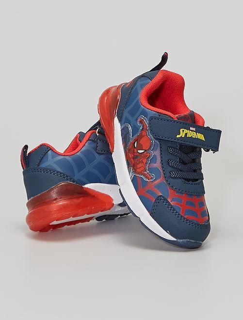 Sneakers luminose 'Spider-Man'                             blu navy