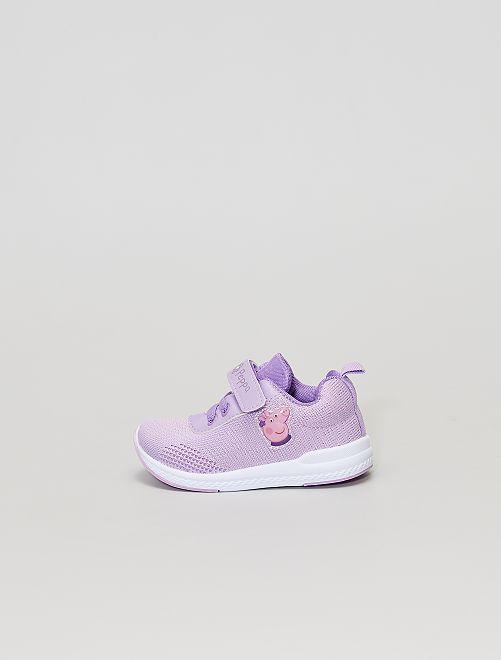 Sneakers 'Peppa Pig'                             malva