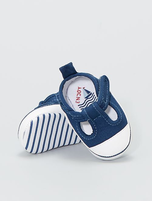 Sneakers semi-aperte                     BLU