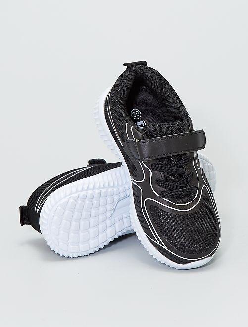 Sneakers sportive leggere                             nero