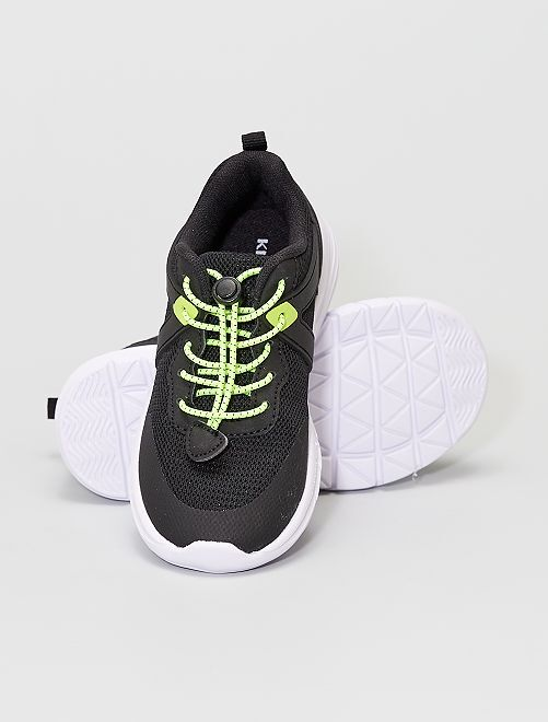Sneakers tipo running                     nero