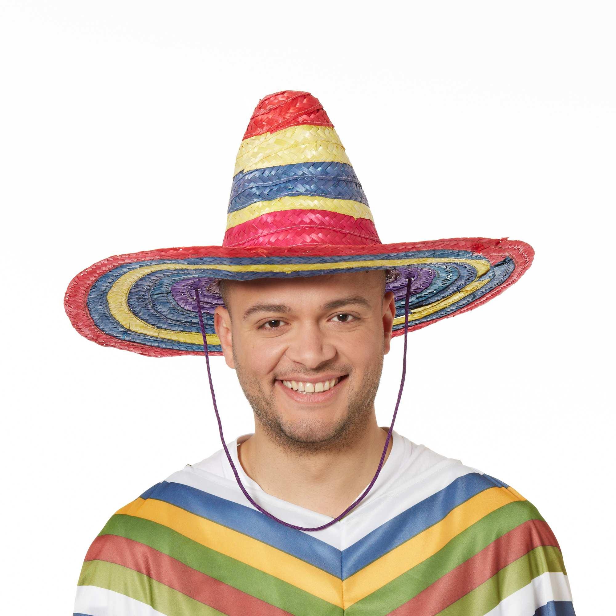 Cappello Borsalino. Sombrero messicano Accessori Kiabi 5 00€ f4f2f96d91e8
