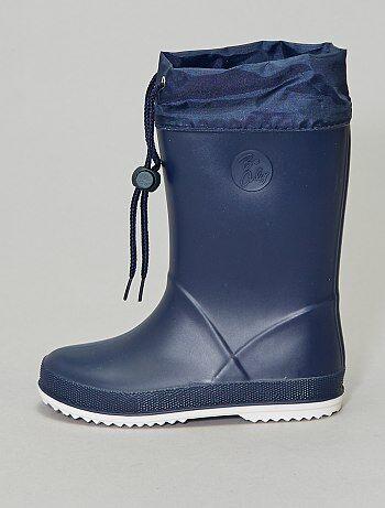 449cbd28316aad Saldi stivali da pioggia idrorepellenti e con supereroi Scarpe | Kiabi