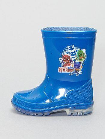 Scarpe - Stivali da pioggia luminosi 'PJ Masks' - Kiabi