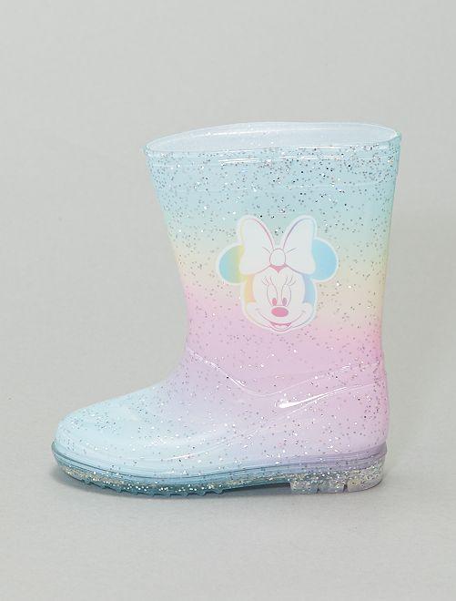 Stivali da pioggia 'Minnie Mouse'                             BEIGE