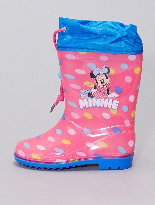 Stivali da pioggia 'Minnie'                             rosa