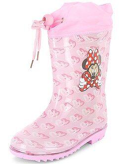 Scarpe ragazza - Stivali da pioggia 'Minnie' - Kiabi