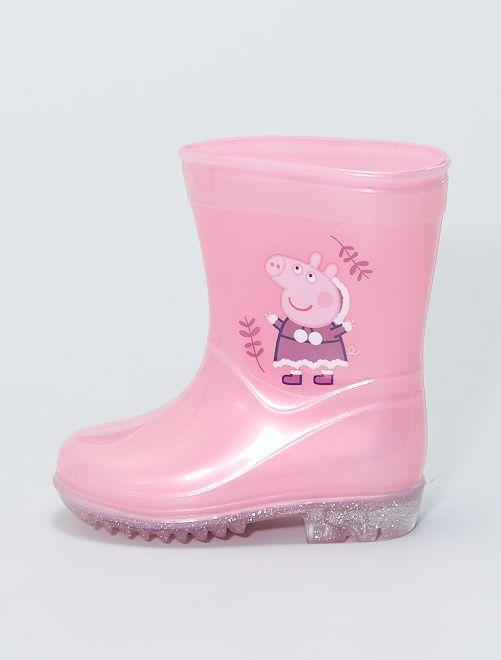 Stivali da pioggia 'Peppa Pig' -                             ROSA