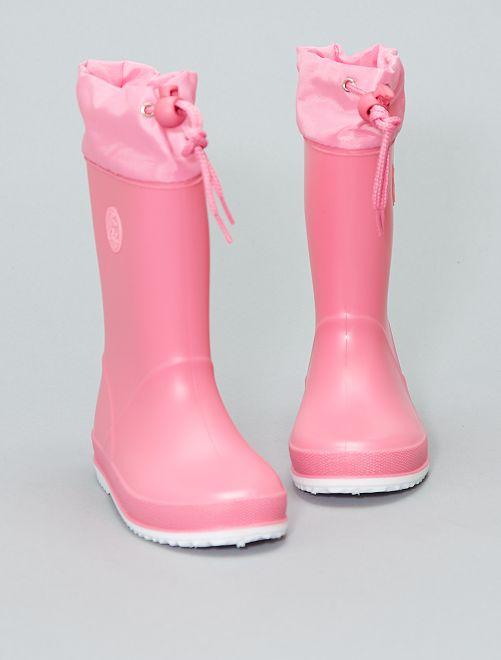 Stivali da pioggia                             rosa Scarpe