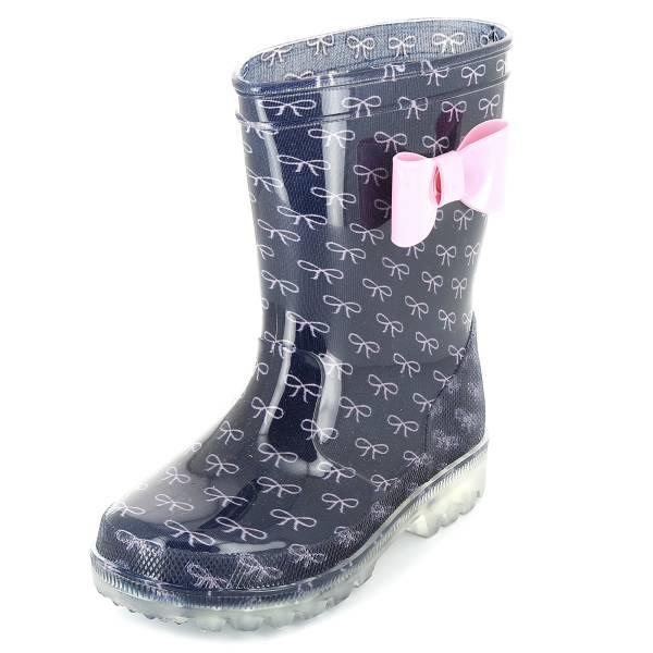 new arrival 2ba1b b51b5 Stivali da pioggia suola luminosa