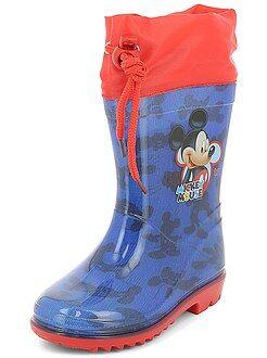 Stivali da pioggia 'Topolino' 'Disney' - Kiabi