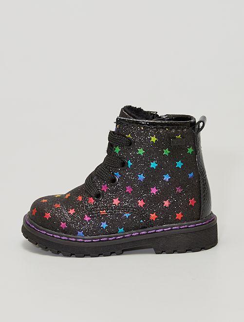 Stivali stellati                             nero
