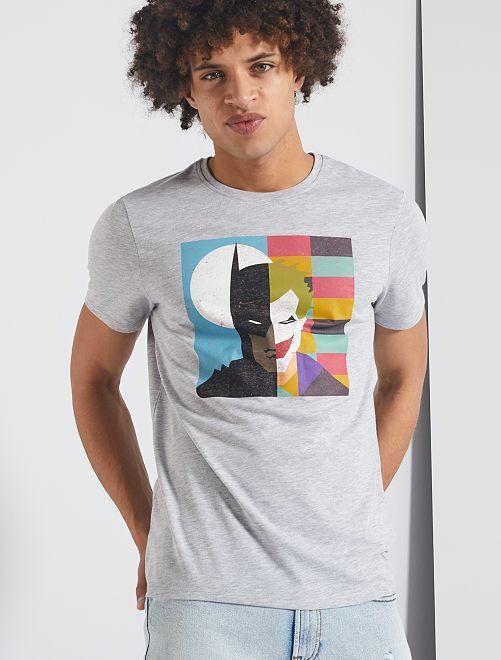 T-shirt 'Batman'                             GRIGIO
