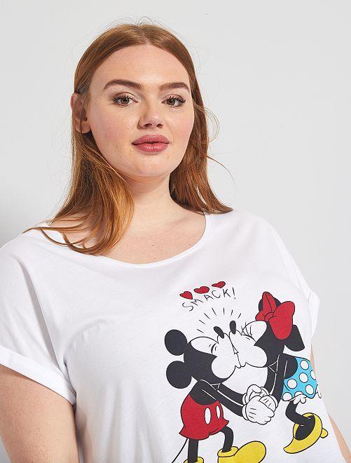 T-shirt 'Disney' a maniche corte                             NERO