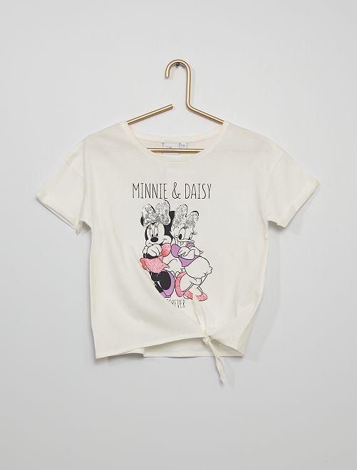T-shirt 'Disney'                                                     BIANCO
