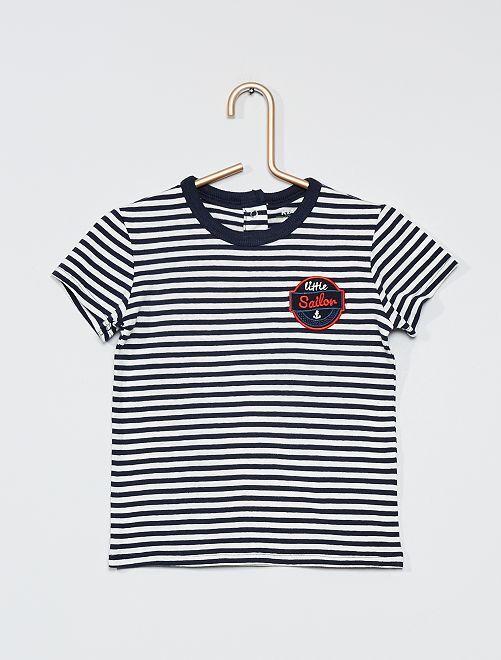 T-shirt 'eco-friendly'                                                     BIANCO