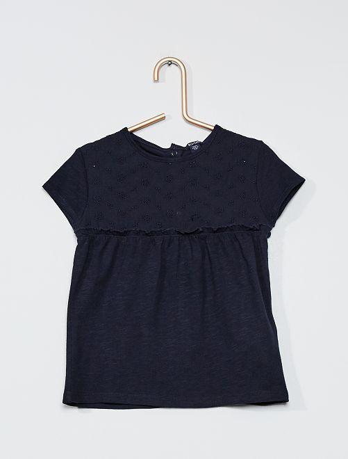 T-shirt 'eco-friendly'                                                                 BLU