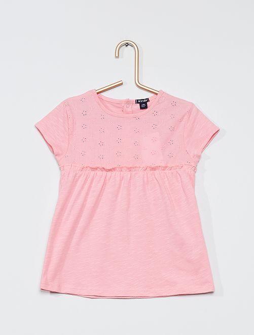 T-shirt 'eco-friendly'                                                                 ROSA