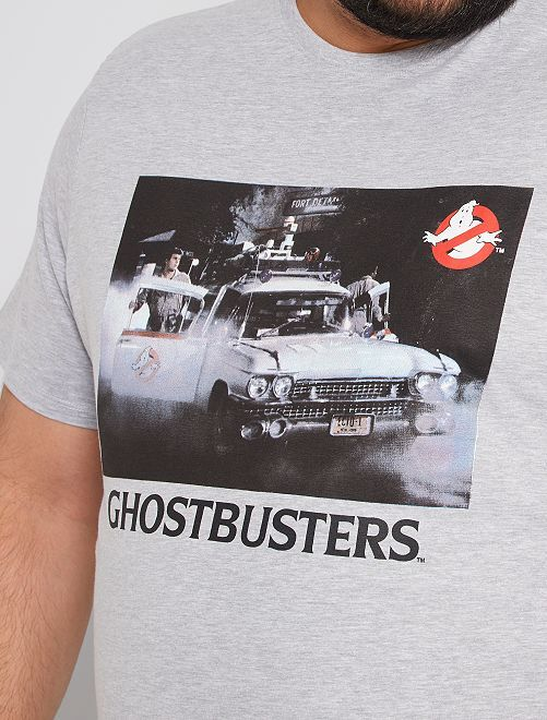 T-shirt 'Ghostbusters'                             GRIGIO