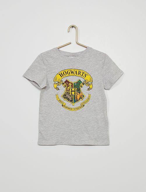 T-shirt 'Harry Potter'                                         GRIGIO