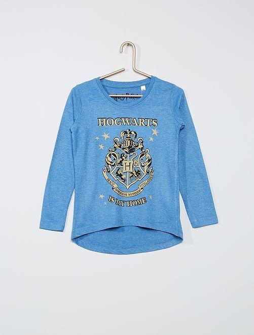T-shirt 'Harry Potter'                             grigio blu