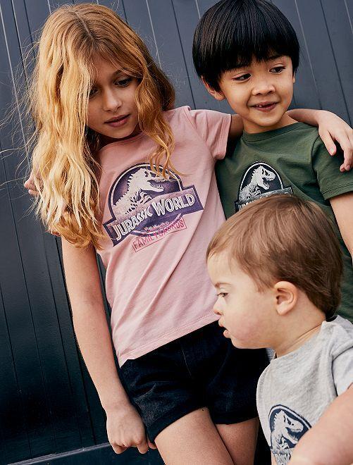 T-shirt 'Jurassic World'                                         ROSA