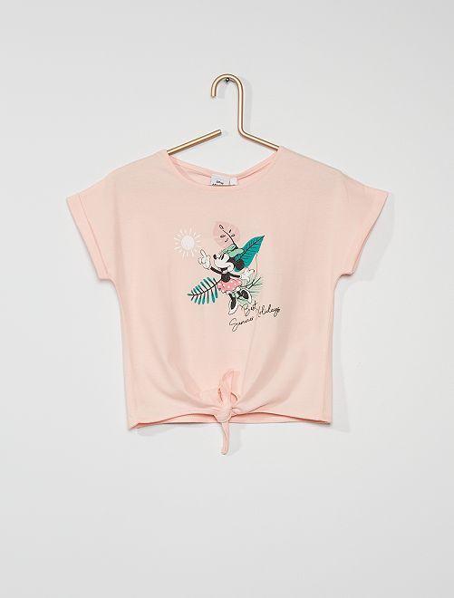 T-shirt 'Minnie' di 'Disney'                                                     ROSA