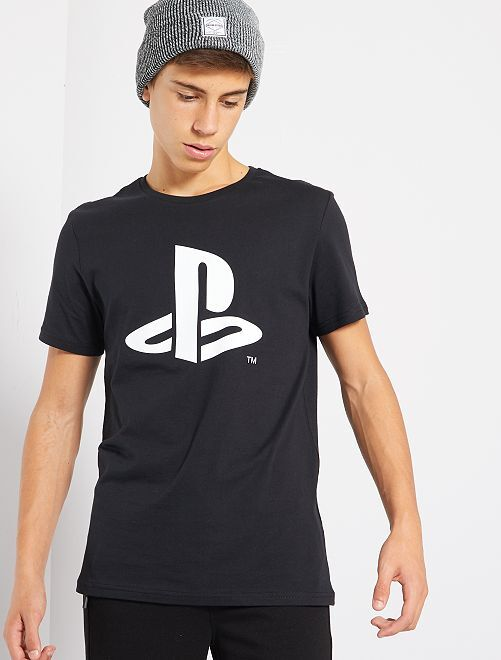 T-shirt 'Playstation'                             NERO