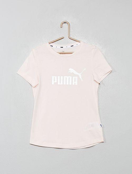 T-shirt 'Puma'                             ROSA