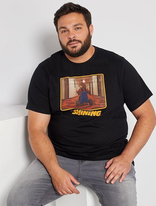 T-shirt 'The Shining'                             nero