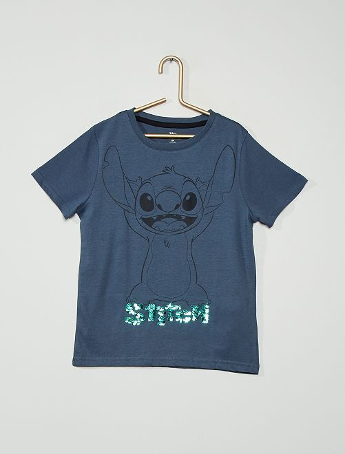 T-shirt 'Topolino' di 'Disney'                                                         BLU