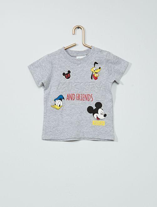 T-shirt 'Topolino' di 'Disney'                             grigio