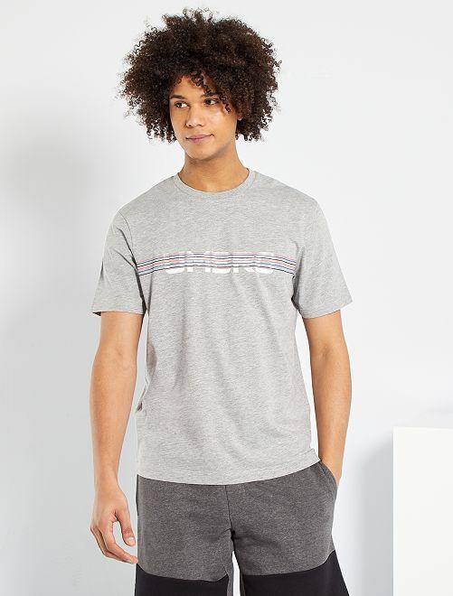 T-shirt 'Umbro'                                         GRIGIO