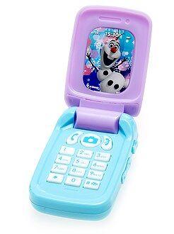 Giochi - Telefono cellulare giocattolo 'Frozen - Il regno di ghiaccio' - Kiabi