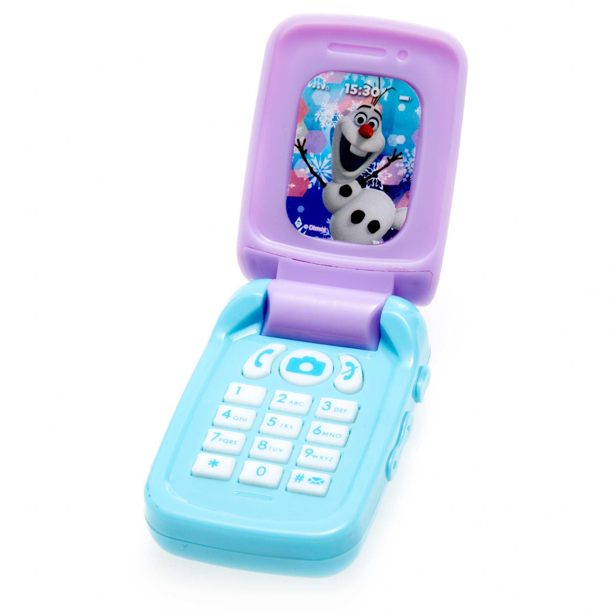 4410a09db4 Telefono cellulare giocattolo 'Frozen - Il regno di ghiaccio ...