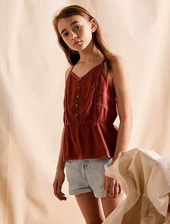 47a228781849a Soldes vêtements enfant fille - mode fille - chaussures, robes, jeans pas  chers   Kiabi