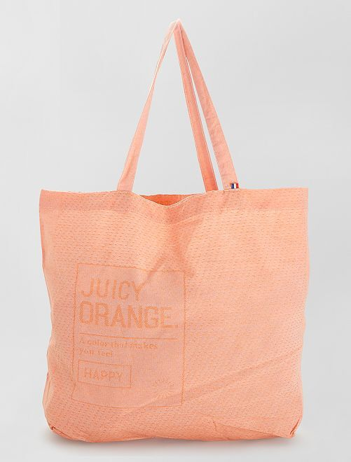 Totebag made-in-France                                                                 GIALLO