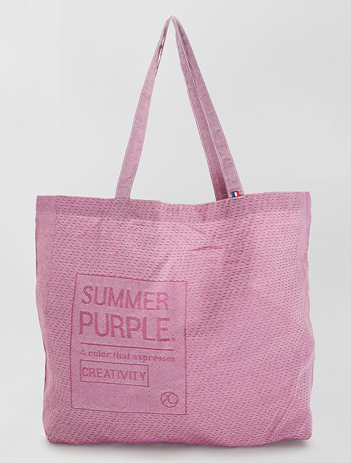 Totebag made-in-France                                                                 ROSSO