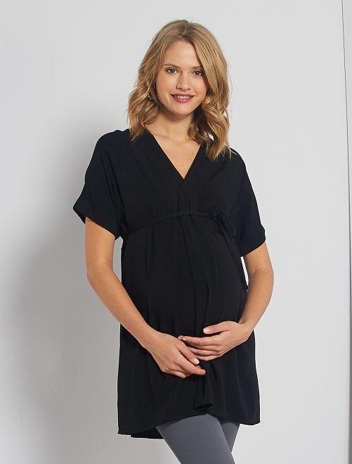 Tunica lunga pré-maman                                                     nero