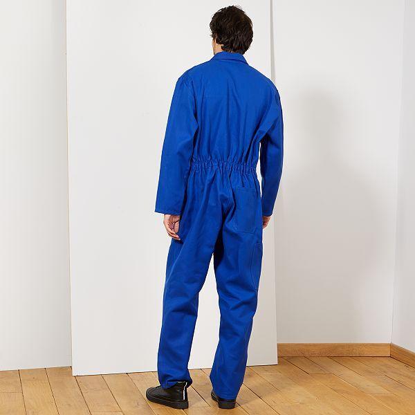 100/% cotone Tuta da lavoro da uomo colore: Blu Blu XXXL BWOLF ANAX