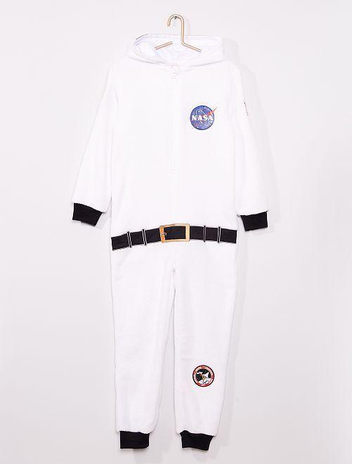 Tuta multifunzione 'NASA'                             bianco