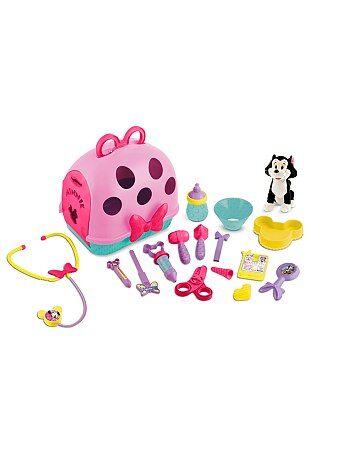 Valigetta set veterinario 'Minnie' - Kiabi