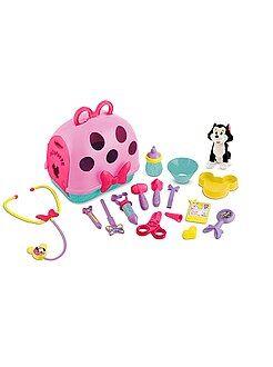 Giochi - Valigetta set veterinario 'Minnie' - Kiabi