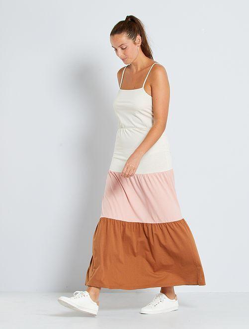 Vestito color block 'JDY'                                         ROSA