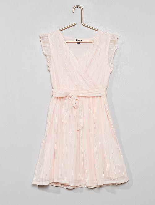 Vestito da cerimonia                                         rosa